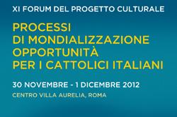 XI Forum del Progetto Culturale